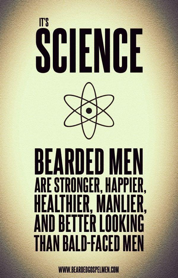 Man With Beard Quotes. QuotesGram MakeUp tips