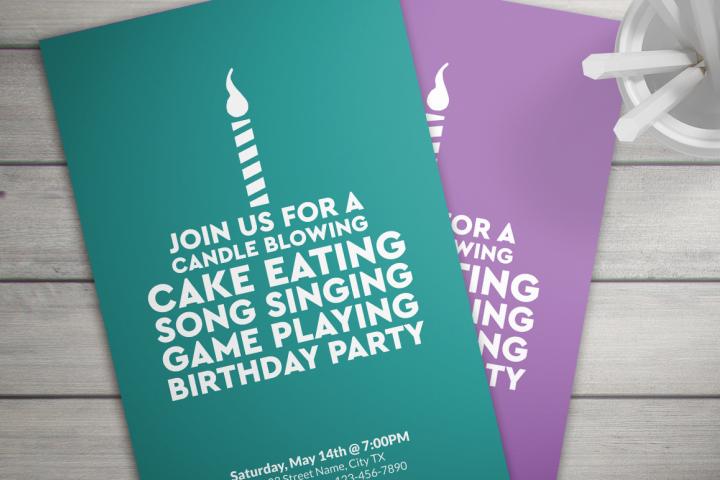 Birthday Invitations Birthday invitations, New years eve