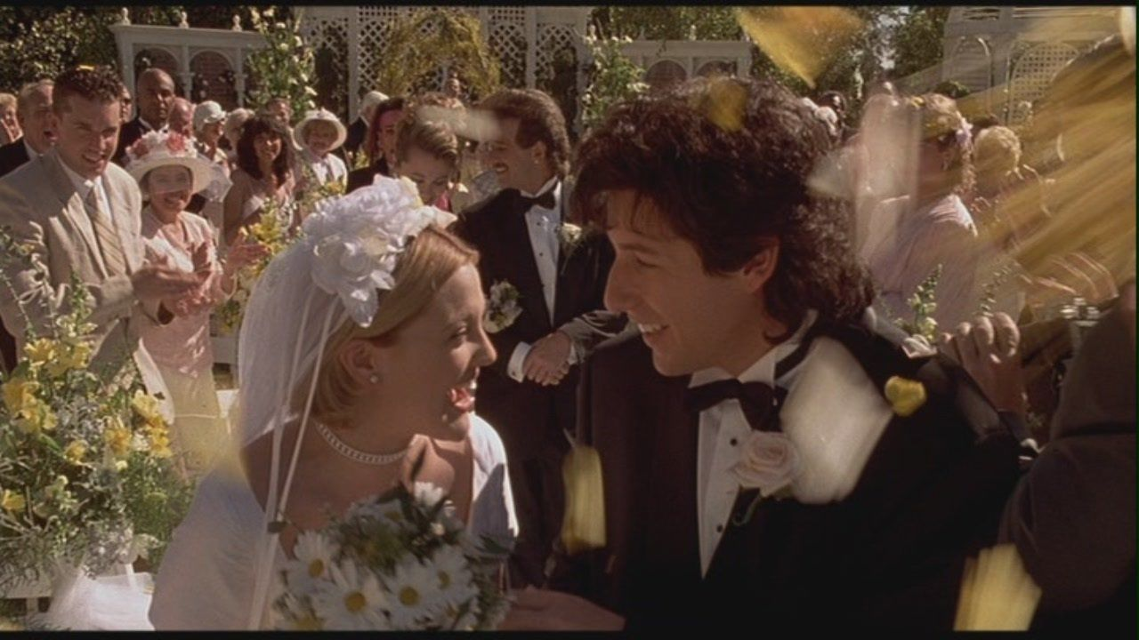 Screencaps Of Robbie Julia From The 1998 Film Wedding Singer HD Wallpaper And Background Photos In For Fans