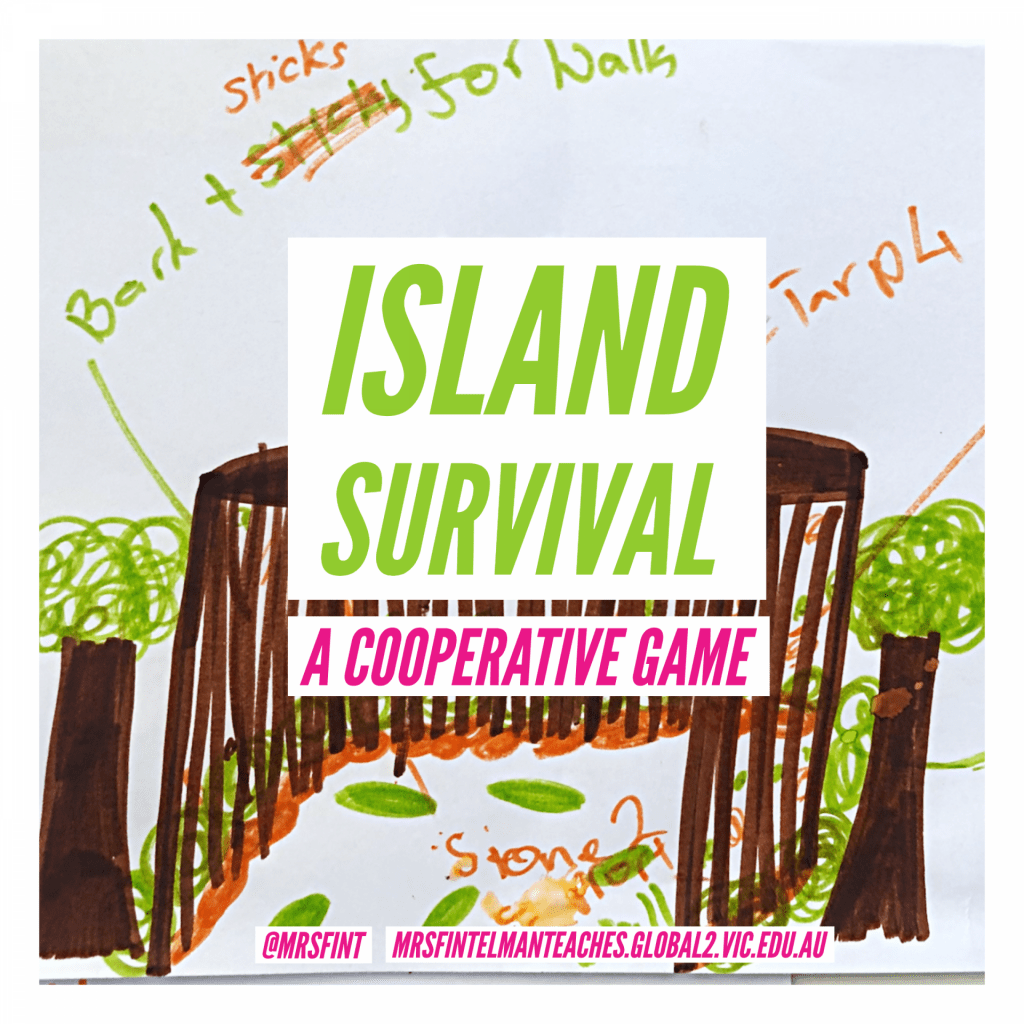 Island Survival A Cooperative Game in 2020 Cooperative