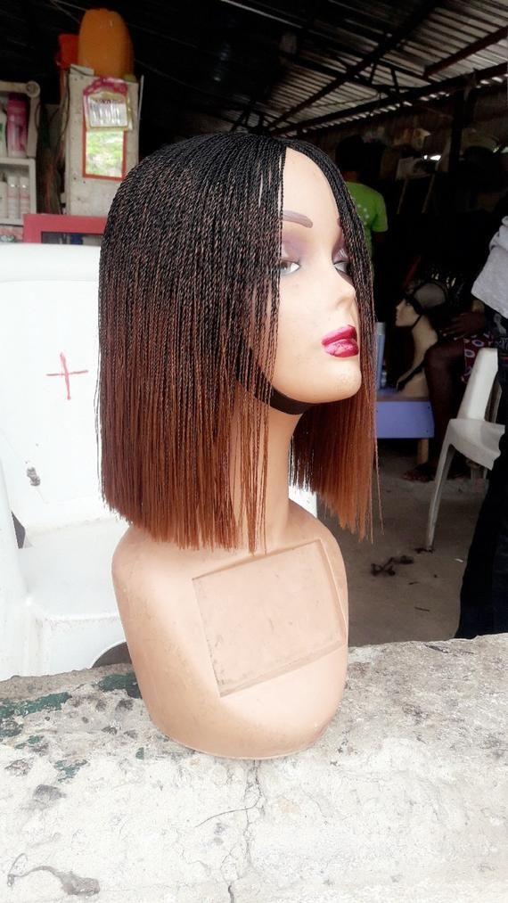 38++ Blunt cut box braids ideas