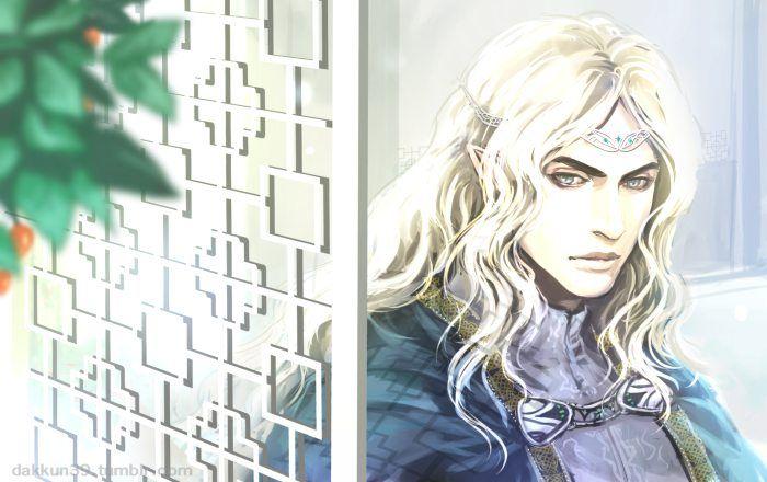 """dakkun39: """"3.Finarfin (フィナ..."""