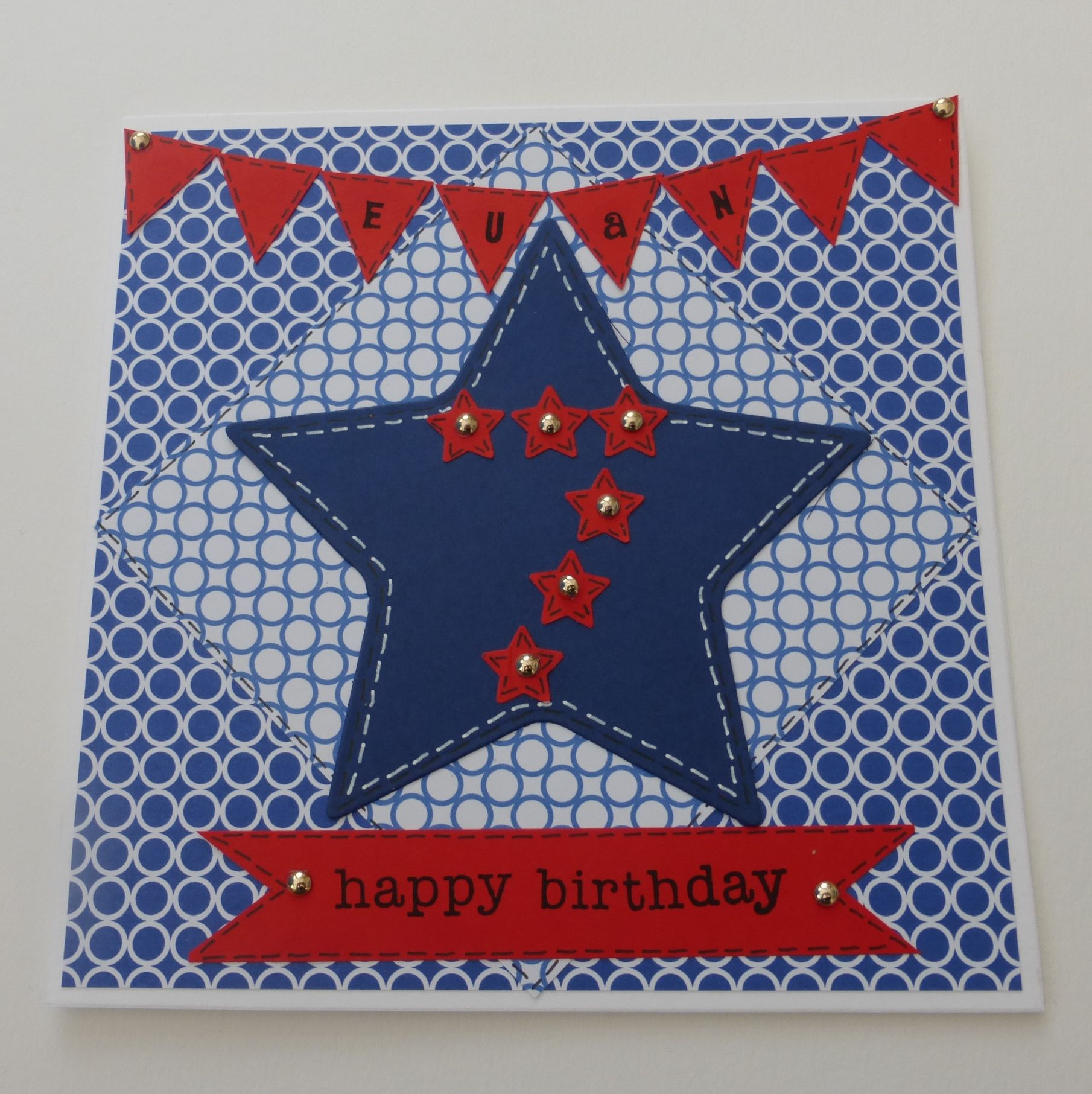 Birthday Card 7 Year Boy Cards