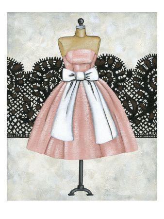 Costume Fashion Prints And Posters At Art Com Art Dress Vintage Fashion Sale Artwork