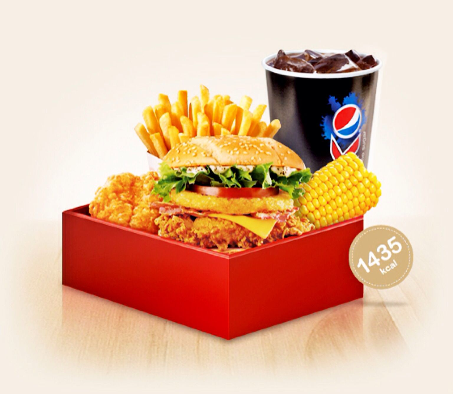 KENTUCKY FRIED CHICKEN'S BIG DADDY BOX?! THAT IS WHAT I AM