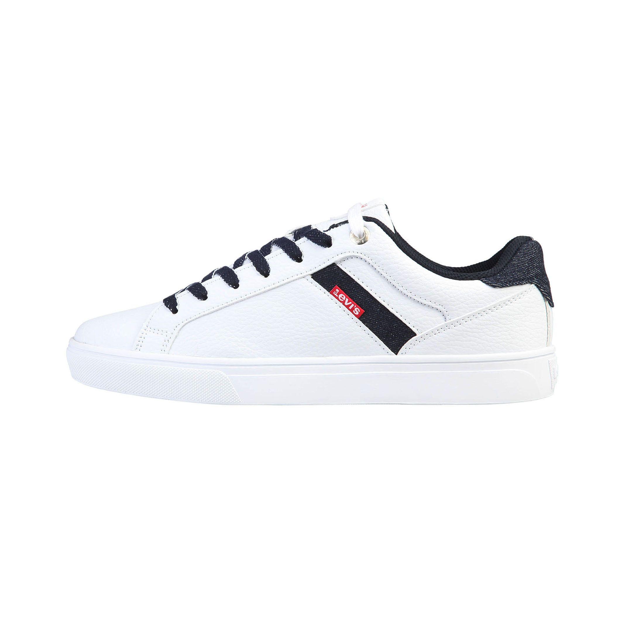 new styles babad f0a31 Wirsom - Zapatos para hombre Levi s - Zapatillas bajas con cordones - parte  superior  material sintético