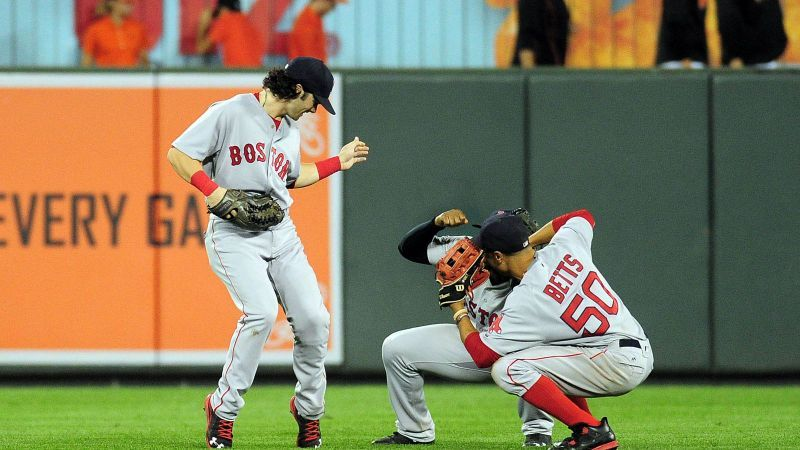 Red Sox 5, Orioles 1: Benintendi's bomb makes for a satisfying series win