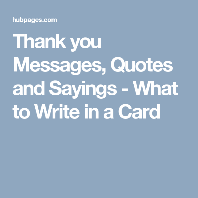 Thank You Messages And Quotes For Friends Who Have Helped You