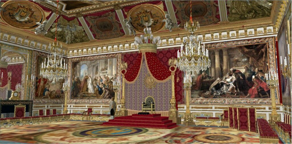Pin by Clinton Kippley on Architecture - Tuileries Palace