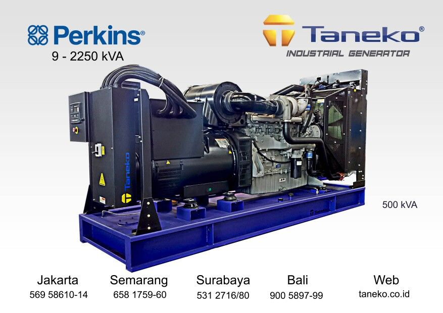 Weeklypost At Frame The Most Popular Item Of Medium Class Rating Perkins 2506c E15tag2 Coupled With Stamford Hc I 544 D Industrial Surabaya Generator