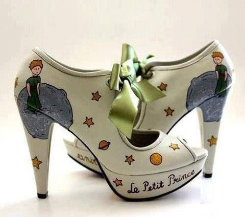 Le petit prince high heels