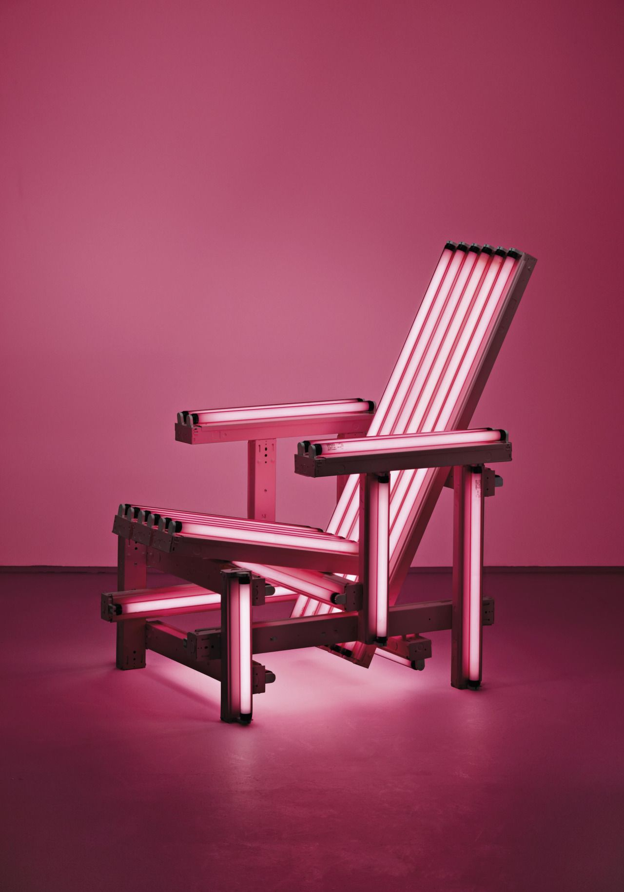 Pink Ball Chairs - Pink electric chair