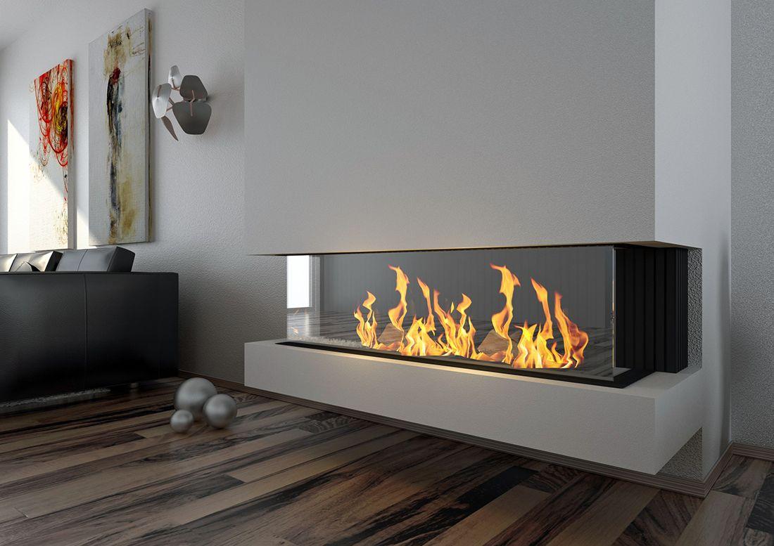 Gaskaminofen feuer im haus kamin wohnzimmer ofen und gas kamine - Renovierungstipps wohnzimmer ...