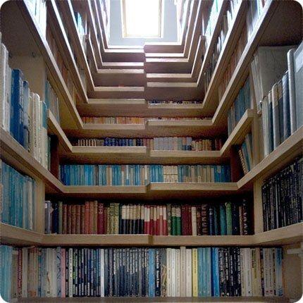 como hacer una biblioteca en casa buscar con google