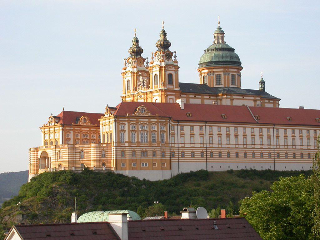 Cannundrums: Melk Abbey
