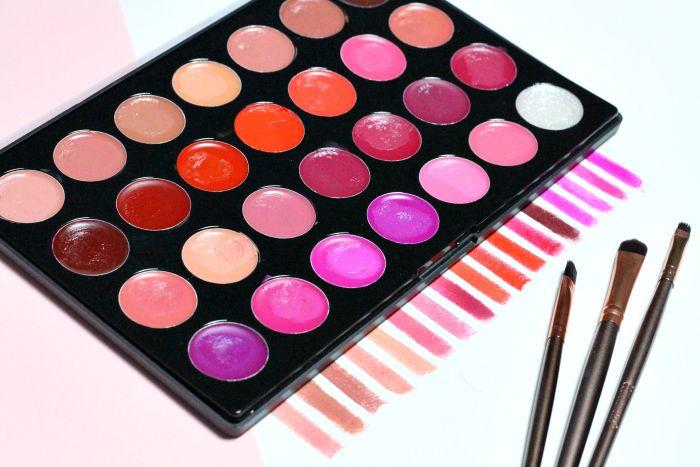 bhcosmetics Lippenstift Palette