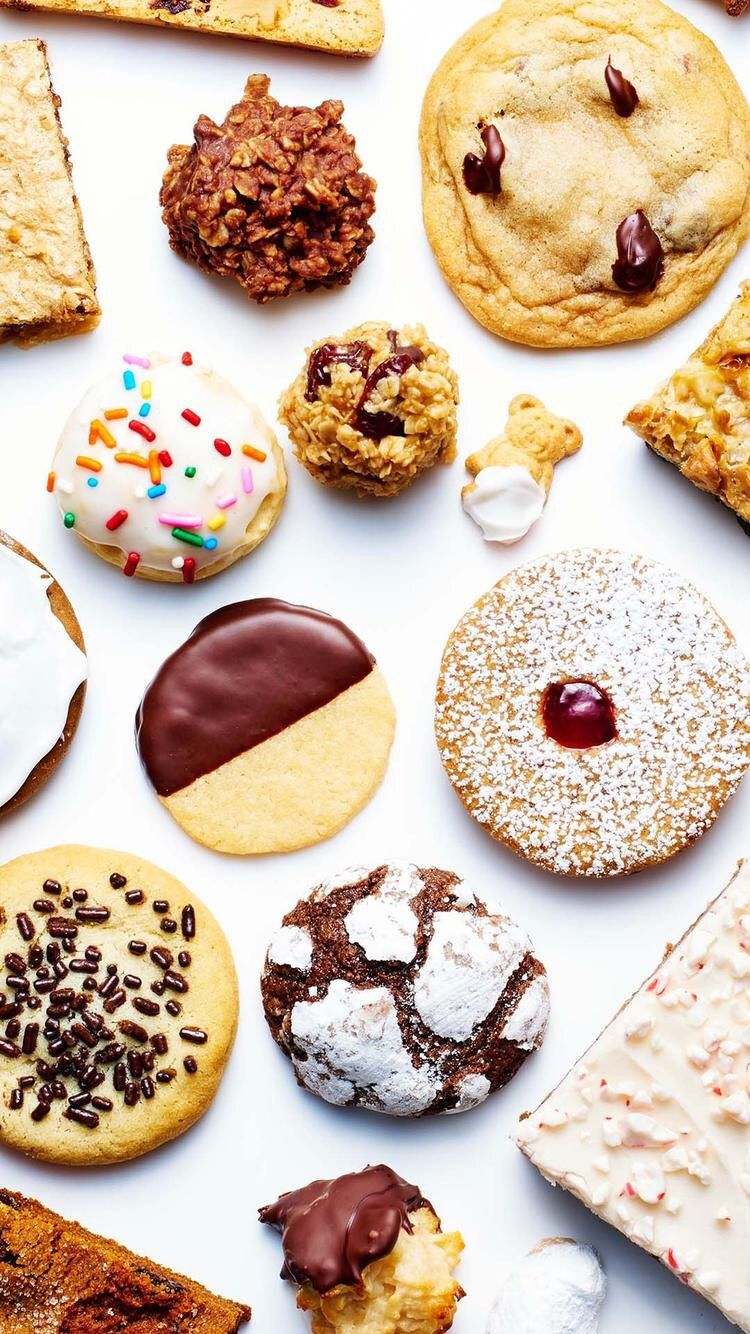 Different Types Of Cookies To Choose Candies And Sweets