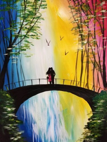 Search Our Event Calendar And Find A Paint Nite Event Near Winter Park Fl Amazing Art Painting Painting Art Projects Art Painting Acrylic