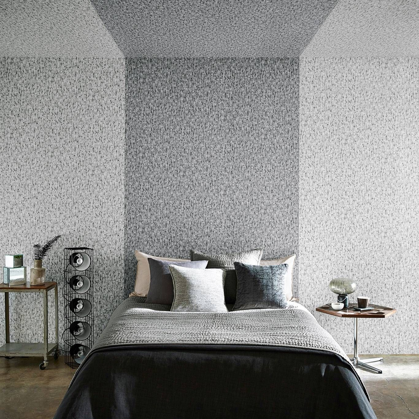 . Anthology Zircon Limestone Gold Ore Wallpaper   Designer Wallpapers