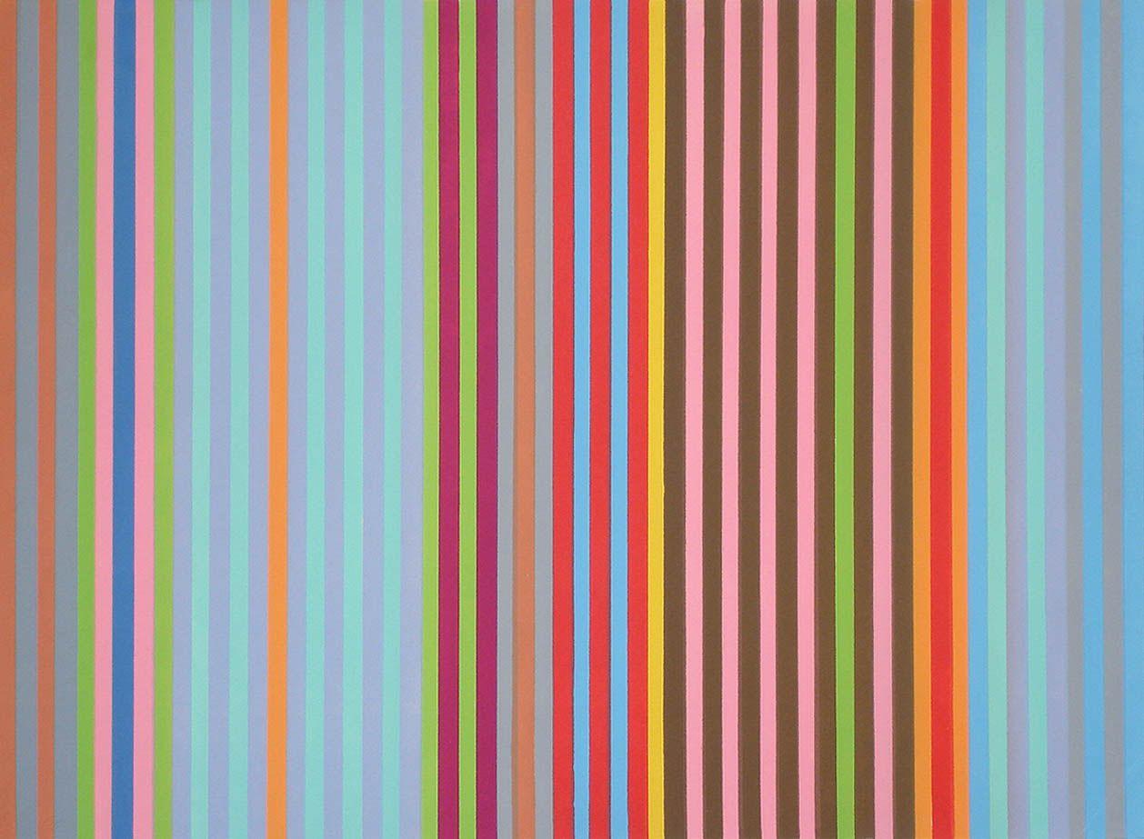 gene davis art pinterest colour field geometric art