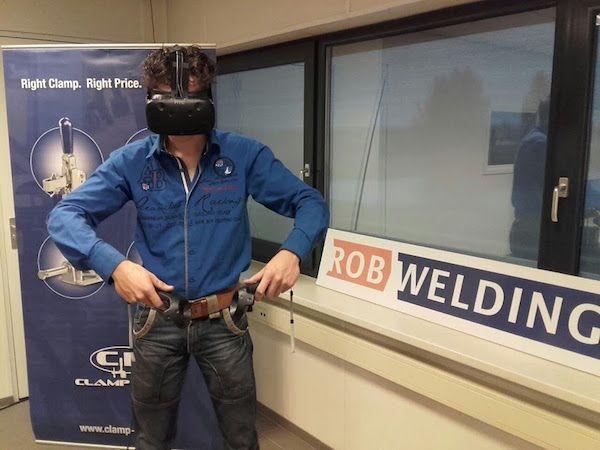 RobWelding ontwikkelt Virtual Reality-toepassing voor offline programmeren - http://visionandrobotics.nl/2016/10/25/robwelding-ontwikkelt-virtual-reality-toepassing-voor-offline-programmeren/