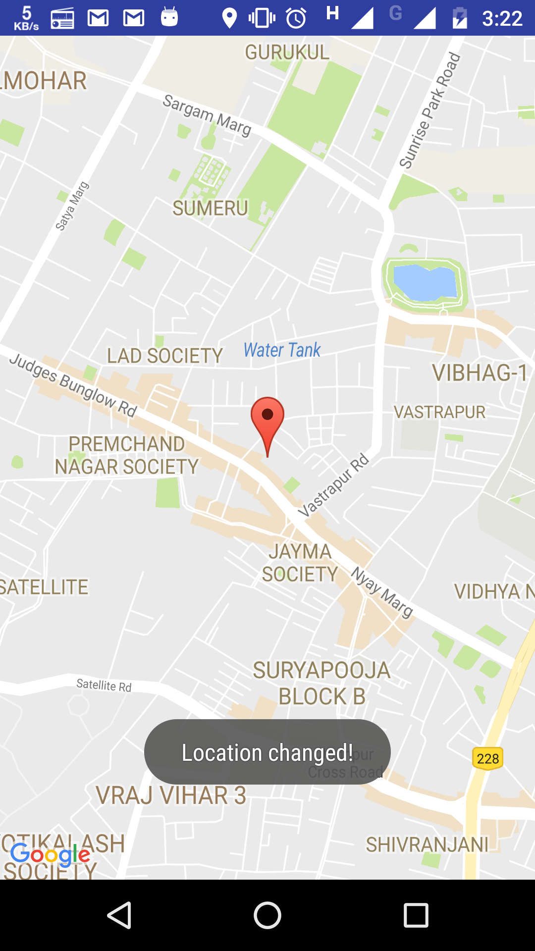 How to Obtain Current Location Using Android Location