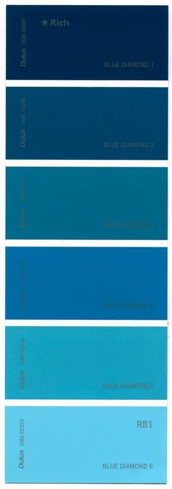 Blue Diamond 2 Or 4 Dulux Dulux Paint Colours Dulux Blue Dulux Paint Colours Blue
