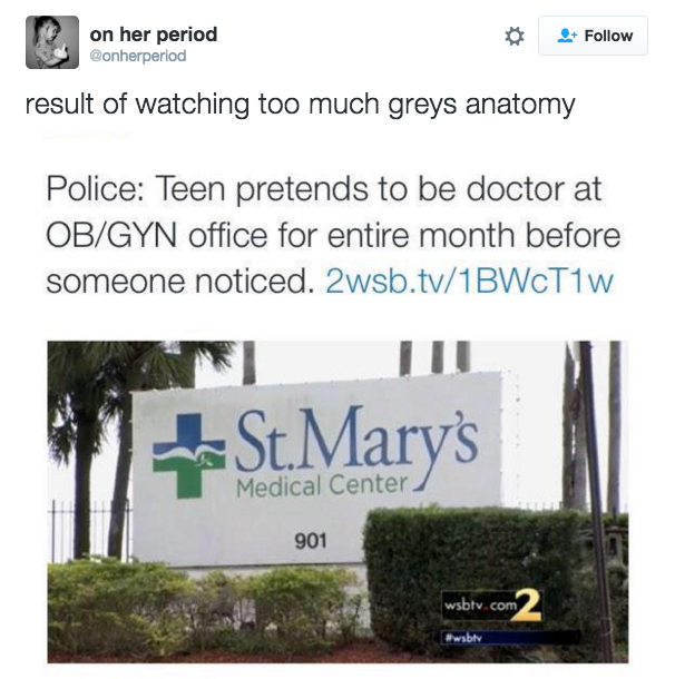 And when things get out of hand:   Anatomy, Grays anatomy and Gray
