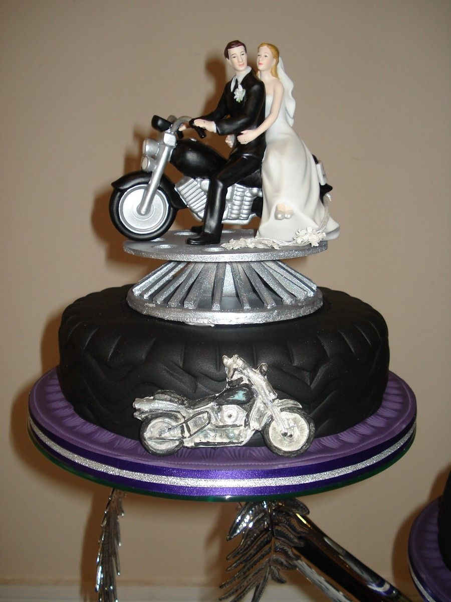 Motorcycle Wedding Cake Google Search A E And