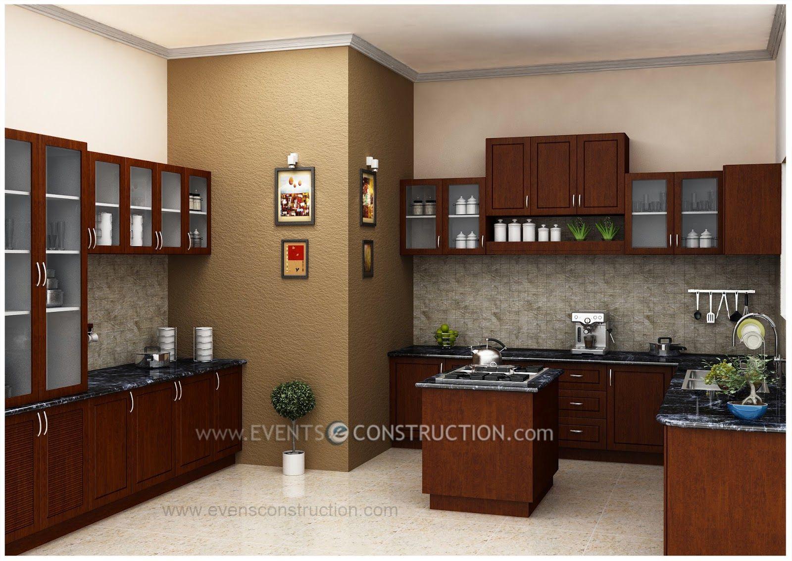 kerala courtyard images  google search  model kitchen