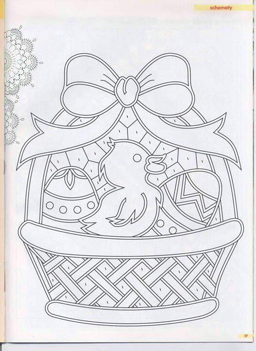 Pin de Carina Ponzetti en Patrones   Pinterest   Bordado, Pascua y ...