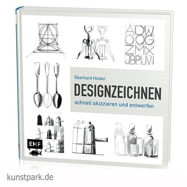 Design zeichnen schnell skizzieren perfekt entwerfen for Innenarchitektur zeichnen