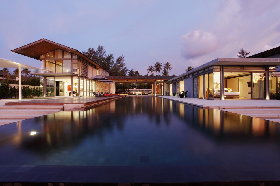 NEW LISTING! Sava - Villa Cielo (Natai Beach, Phuket) is a stunning contemporary private beachside residence situated right next to one of Thailand's most beautiful and unspoiled beaches — Natai, in the province Phang Nga. For more information, please visit our website http://www.luxuryvillasandhomes.com/Sava-Villa-Cielo.html
