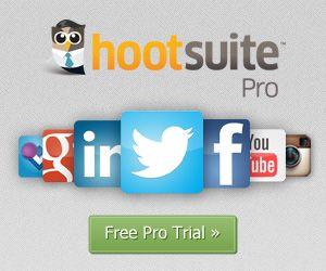 HootSuite - Social Media Management System