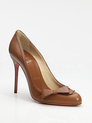 25e3c0324254 signature red leather sole