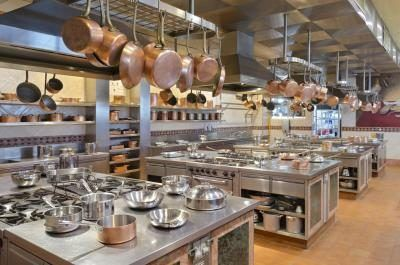 list of equipment for a commercial kitchen … | Restaurant ...