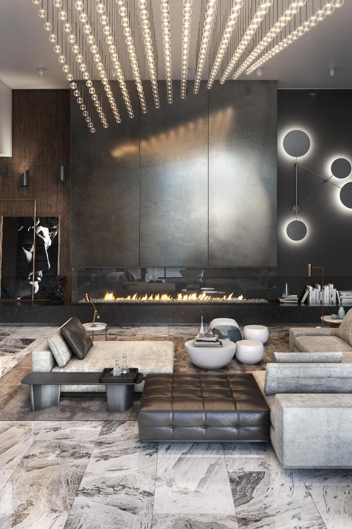 Studia 54 Studio Top Interior Designers Russian International Luxury Design