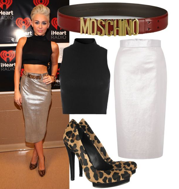 Gwen Stefani Heels | ... asos moschino midriff leopard print shoes alliexperience myfashionlife