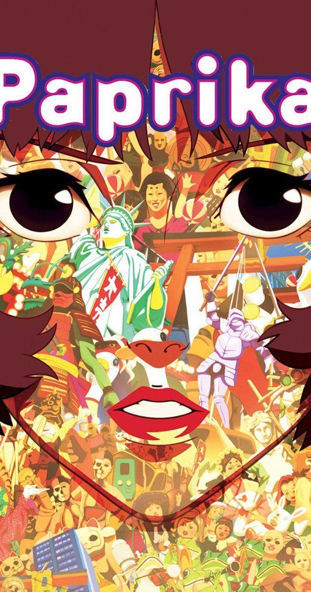 Paprika (2006) Anime, Satoshi kon