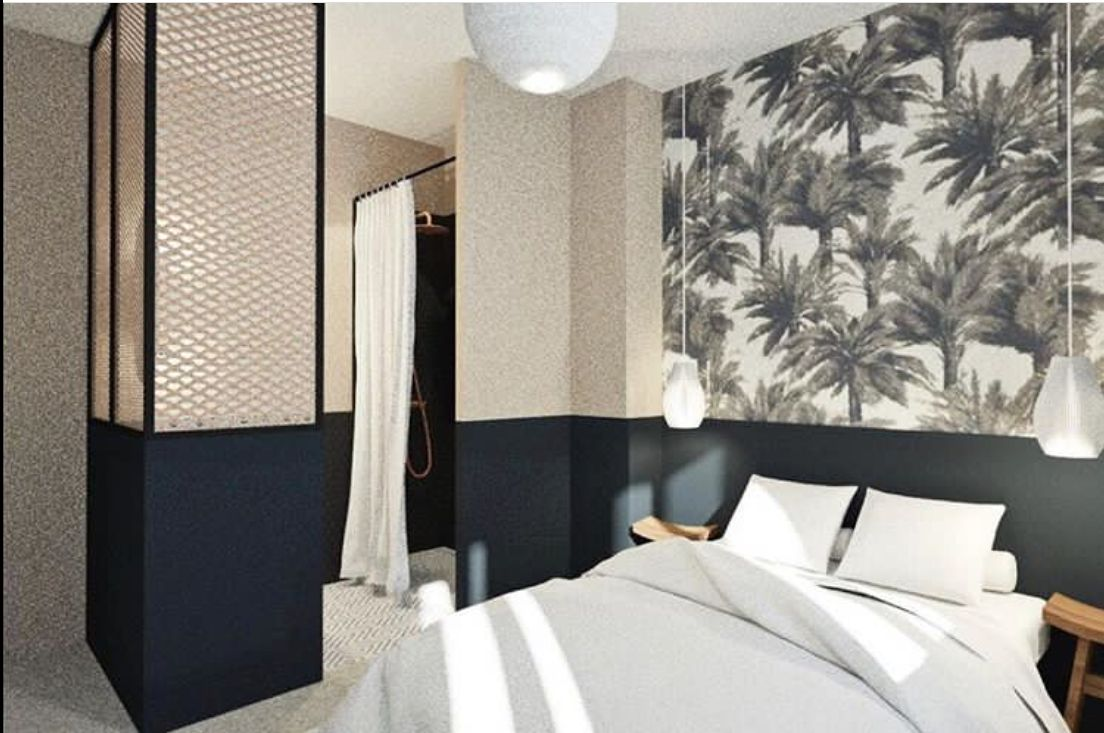 Caroline Andreoni Idee Deco Appartement Idees Chambre