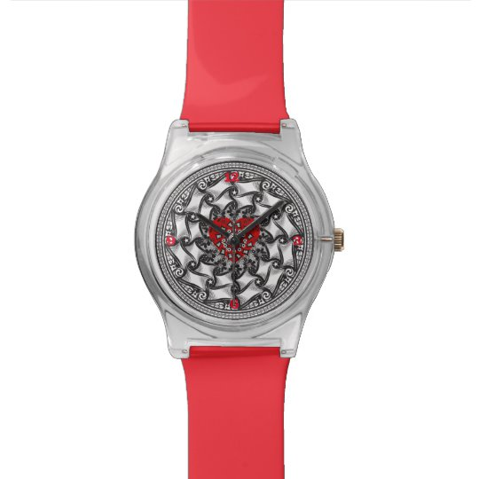 Montre May 28th LoveDesign | Zazzle.fr