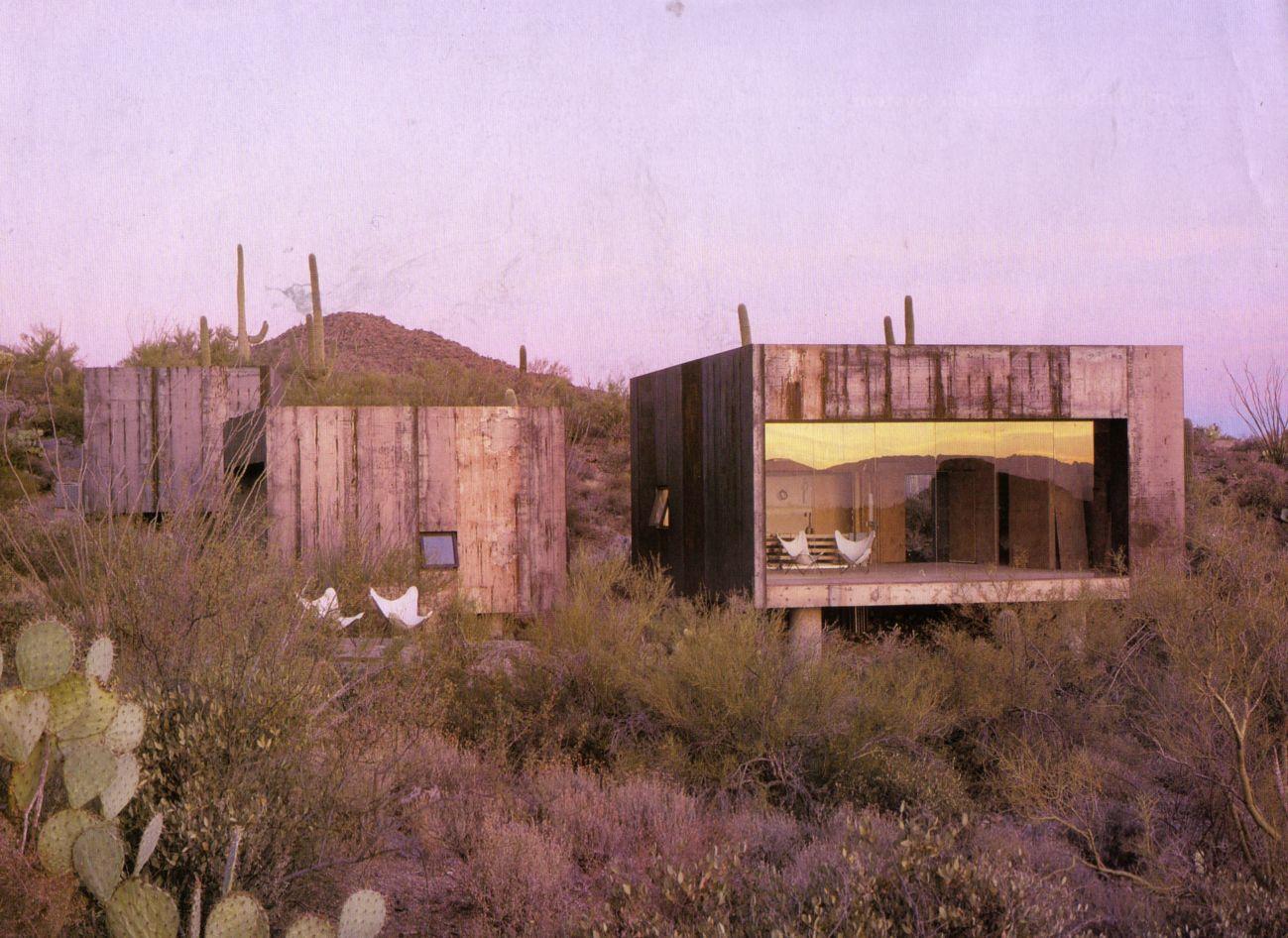 Desert Nomad House rick joy - google search | onuku | pinterest