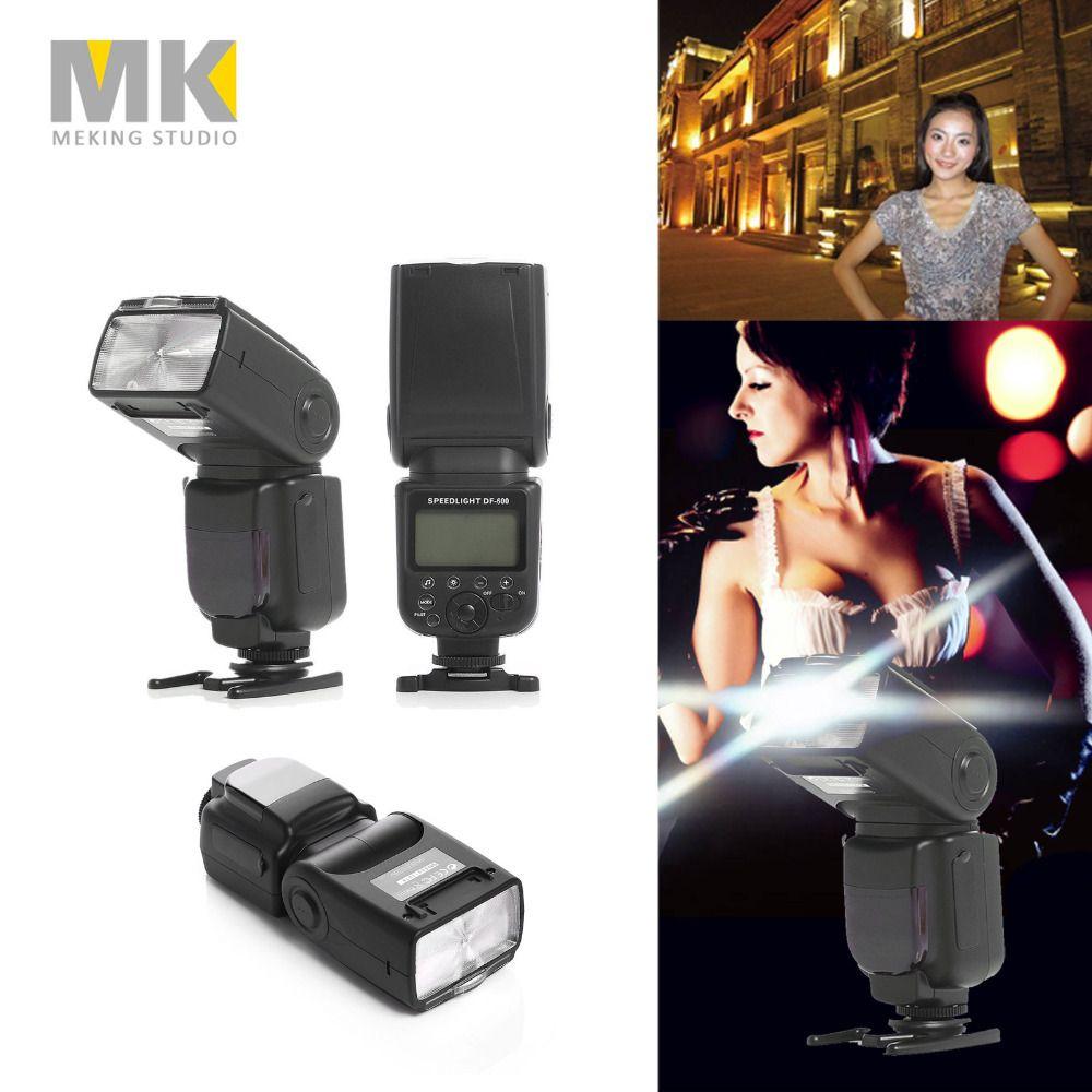 Click to Buy << DBK DF-600 new Speedlight Speedlite Flash light ...