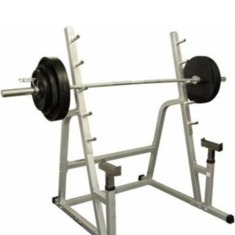 Meredith Squat Rack Power Rack Squats