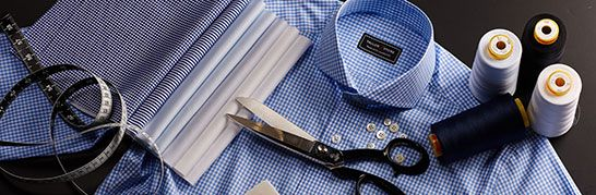 Custom tailored shirts, bespoke and made-to-measure | Email ...