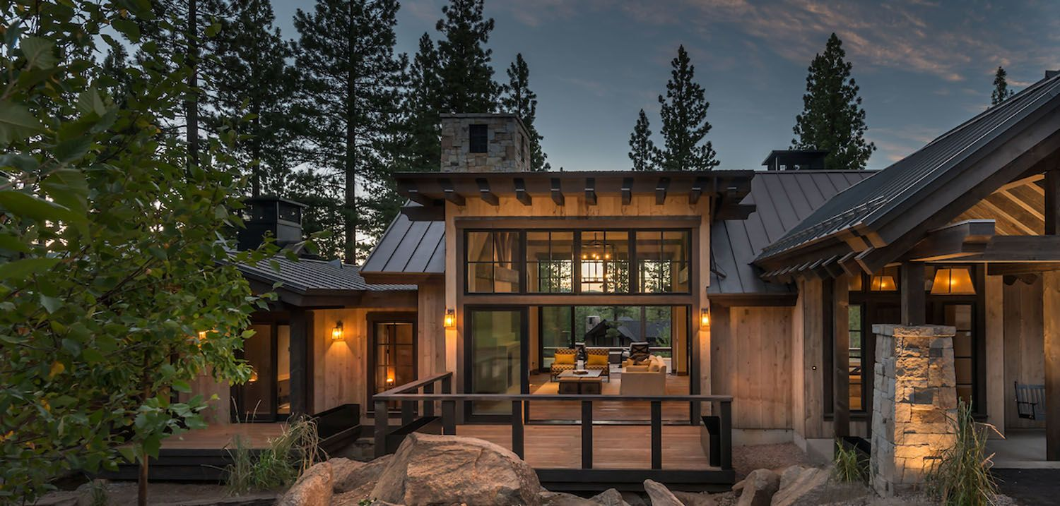 Ranchwood Siding And Trim Mountain Home Exterior Rustic Houses