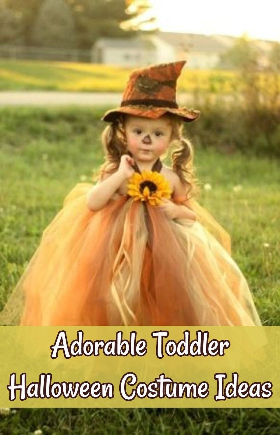 LOTS Of Super Cute Toddler Halloween Costume Ideas And Inspiration