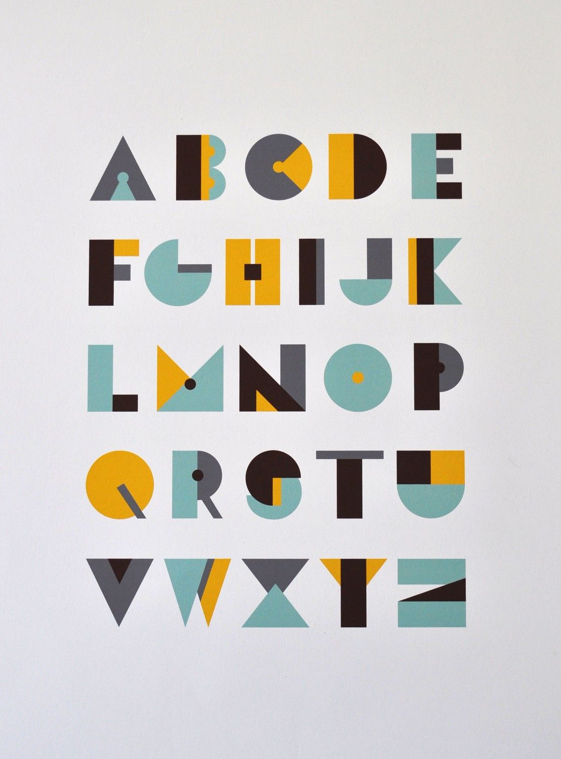 Pin by jackie hagan on Typographie Typography alphabet
