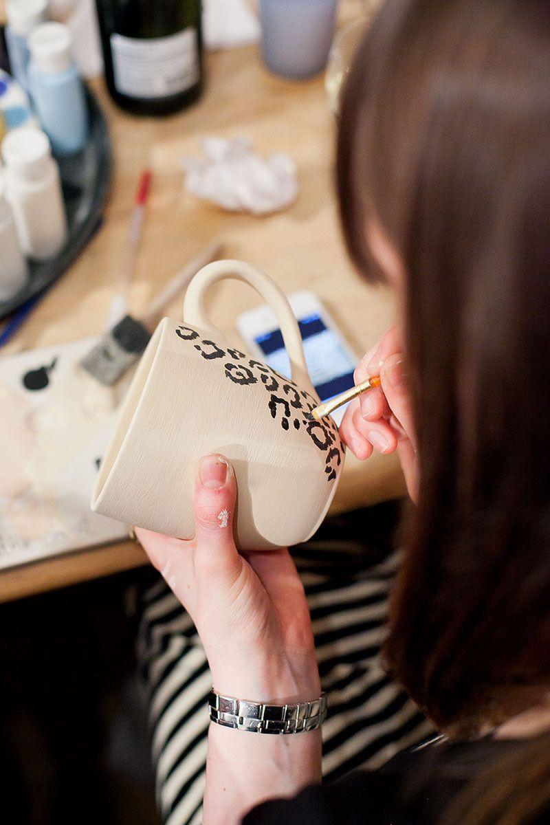 Late Night Painting at Creative Biscuit Ceramics Cafe #ceramiccafe