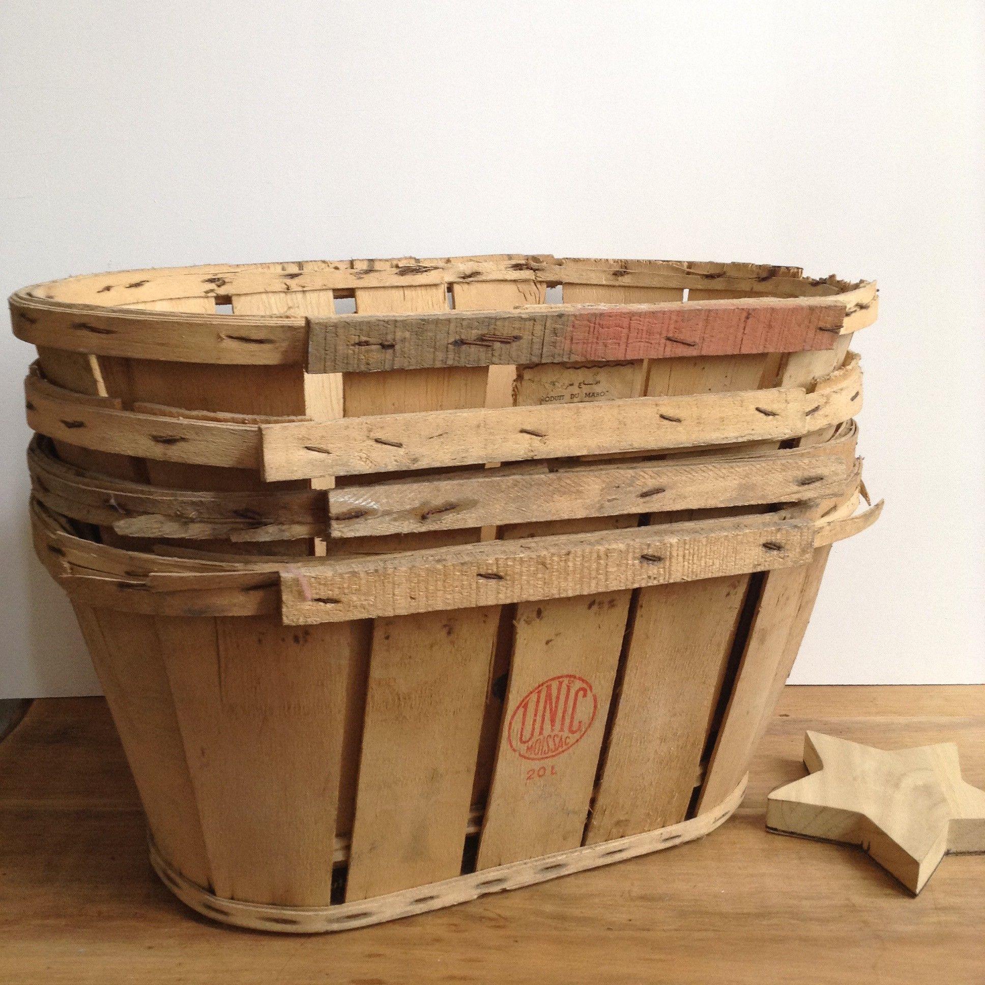 Caisses Cageots Cagettes Les Plus Belles Realisations Idee Rangement Idee Deco Recup Deco Maison
